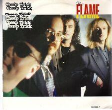 disco 45 GIRI CHEAP TRICK THE FLAME - THROUGH THE NIGHT