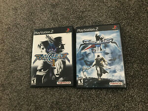 PS2 Playstation 2 Bundle Lot Of 2 games