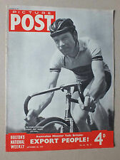 ANCIEN MAGAZINE - PICTURE POST - N° 12 VOL. 36 - 20 SEPTEMBRE 1947 *