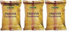 3 X Ozone Ayurvedic Henna Conditioner - 100 GM