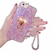 For LG Stylo 5 / Stylo 4 Cute Bling Glitter Girls Women Diamond Phone Case Cover