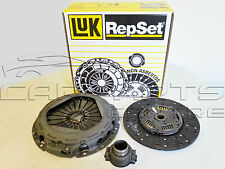 FOR IVECO DAILY LUK DUAL MASS FLYWHEEL CLUTCH PRESSURE PLATE BEARING DISC KIT