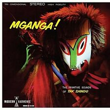 Tak Shindo - Mganga! [New CD] Digipack Packaging
