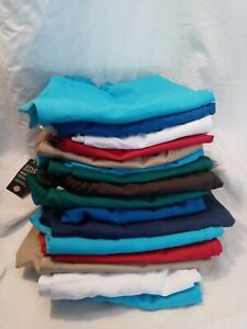 Lot Of 17 scrub pants Medical Dental Uniform Pants Size M Dickies Maevn Gravity