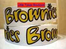 """Brownies cinta de 7/8"""" de ancho nuevo vendedor de Reino Unido"""