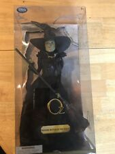 Disney Store Oz The Great and Powerful  Wicked Witch of the West Doll-NIB-Rare