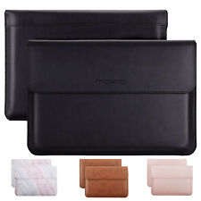 MoKo Laptop Sleeve Bag Leather Protective Tablet Case for iPad Pro 11/12.9 2020