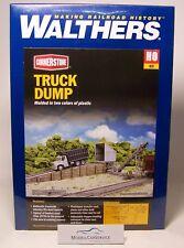 Walthers Cornerstone (1/87) 933-4058 Lkw-laderampe con cinta transportadora