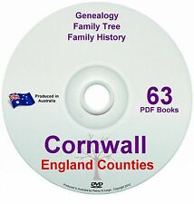Family History Tree Genealogy Cornwall