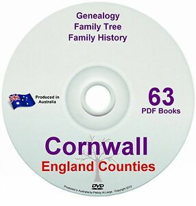 Family History Tree Genealogy Cornwall