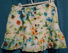 Sportsgirl Above Knee Machine Washable Floral Skirts for Women