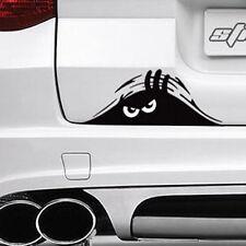 Car Auto SUV Exterior Rear Windshield Decorative Angry Peeking Monster Sticker