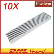 10x Original Filteristen Innenraumfilter Aktivkohle KIRF-317-DE Ferrari 360 F131