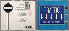 CD TRAFFIC SOUL OF THE ROAD LIVE AT FILLMORE WEST 1ST JULY 1972 AULICA A.133