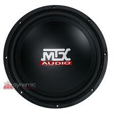 "MTX Audio TN10-04 Car 10"" Terminator Series Single 4 ohm Subwoofer 300W New"