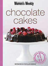 AUST. WOMENS WEEKLY~Chocolate Cakes Mini Cookbook~ GR8 Dessert/Chocolate Recipes