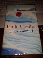 PAOLO COELHO UNDICI MINUTI mondolibri 2005  cartonato ottimo
