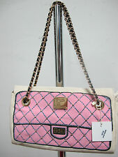 FUN IS NOT EXPENSIVE borsa donna mod.BORSA col.BEIGE/ROSA ESTATE 2013