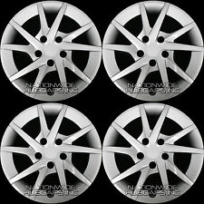 "4 New 2012-2016 Toyota Prius V 16"" Hub Caps Full Wheel Covers Rim Cap Tire Hubs"