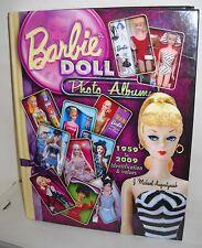 #2373 Collector Books Barbie Doll Photo Album by J Michael Augustyniak