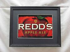 RED'S APPLE ALE    BEER SIGN  #826