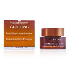 Clarins Lisse Minute Autobronzant Instant Smooth Self Tanning 30ml/1oz Sun Care