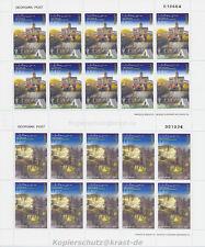 EUROPA CEPT 2007 PFADFINDER SCOUTS - GEORGIEN GEORGIA 551-52 KLEINBOGEN **
