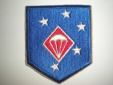 USMC WWII 1ST MAC MARINE AMPHIBIOUS CORPS PARACHUTIST PATCH (REPRODUCTION)
