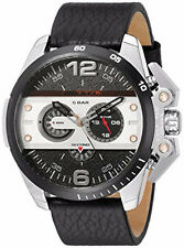 Diesel Ironside Chronograph Leather DZ4361 Wrist Watch for Men