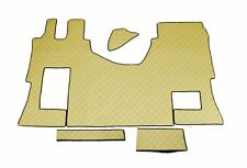 Tappetino Sedile Socket rivestimento CAMION MERCEDES MB ACTROS MP 4 2011 Beige g27+e12
