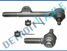 Brand New Pair (2) Front Outer Tie Rod End Links For Toyota 4Runner & Pickup