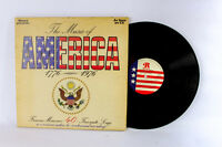 """Music Of America 1776-1976 12"""" LP - Richmond Strings With The Mike Sammes Singer"""