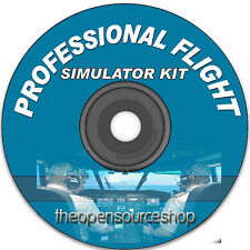 Professional Flight Simulator Kit CD – All You Need To Know About Flying A Plane