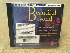 Beautiful Beyond: Christmas Songs in Native Languages CD Smithsonian Playgraded