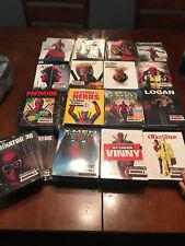 Deadpool 2 Blu-Ray DVD Walmart Exclusive Photobomb (WHOLE SET OF 16) Sealed