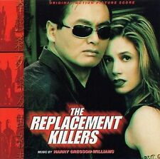 The Replacement Killers (Harry Gregson-Williams) (CD)
