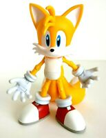 Sonic the Hedgehog Tails Highly Articulated Super Poser Figure Jazwares Sonic