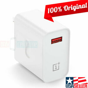 OEM Original OnePlus 30W Warp Fast Charger USB Power Adapter for 3/3T/5/5T/6/6T