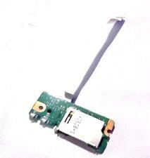 Genuine Acer Aspire E17 E5-771 Laptop CARD READER BOARD CON CAVO DA 0 zyvth 6F0