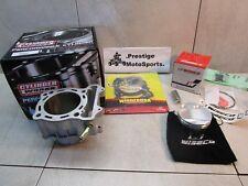 CYLINDER WORKS W/ WISECO PISTON KIT! 03-12 suzuki ltz400 engine top end gaskets