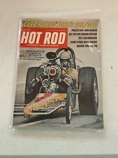 Hot Rod Magazine - 1968 July