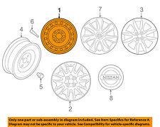 NISSAN OEM 12-16 Versa-Steel Wheel 403009KC0A