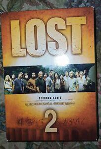 LOST Dvd Cofanetto Seconda Stagione