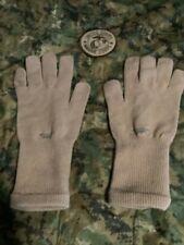 USMC Marine FROG FR CW Cold Weather Glove Inserts SIze Large/XL