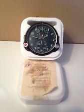 "Aircraft Cockpit Clock Achs-1. ""USSR"". New!"