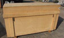 Überseekiste Containerpacking 180x108x48 Verpackung Holzkiste Transport ARTCRADE