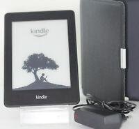 Amazon Kindle Paperwhite 2 2GB WiFi B0D4* (5. Gen.) DP75SDI *TOP* +Case schwarz