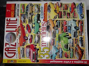 27DN Revue Gazoline HS n°7 35 modeles à s'offrir maintenant Leur cote monte....