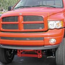 T-Rex 02-05 Dodge Ram Pickup Billet Grille Insert Bolt On 4 Pc 11 Bars Polished