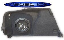 SKODA Octavia MK2 Stealth Sub Altoparlante Custodia Box suono BASS AUDIO AUTO 12 10